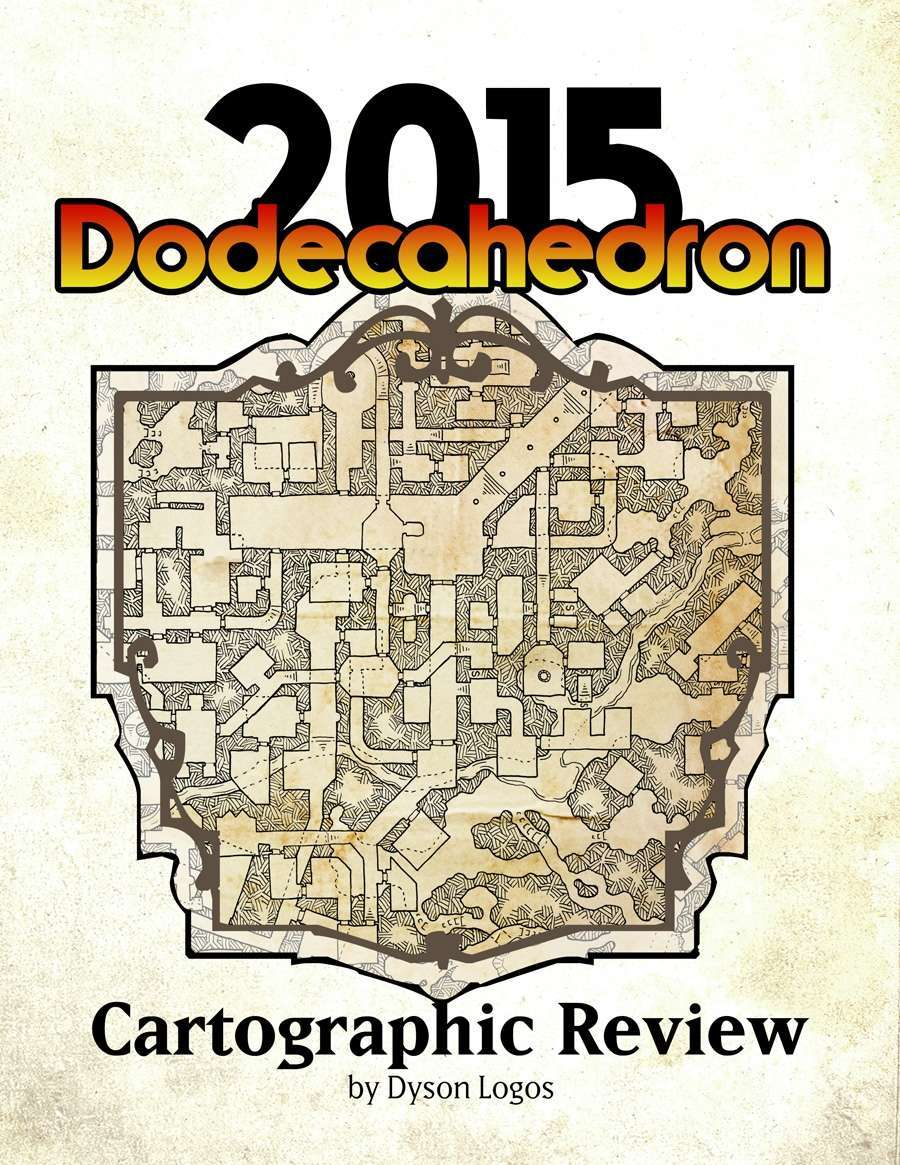 2015 Dodecahedron Cartographic Review
