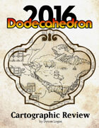 2016 Dodecahedron Cartographic Review