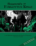 Shadows of Forgotten Kings [5e]
