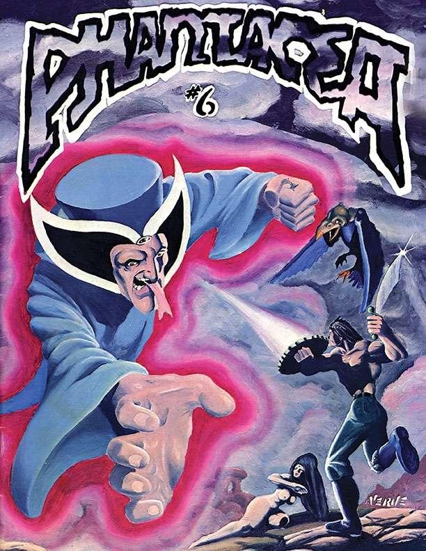 Phantacea Reprint Series: Phantacea Six