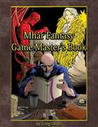 Mhar Fantasy RPG Game Master's Book