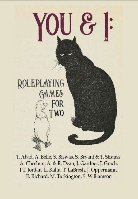 You & I: Roleplaying Games for Two