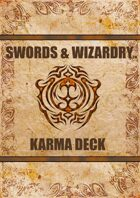 Karma Deck for Swords & Wizardry