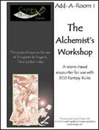 Add-A-Room I: The Alchemist's Workshop