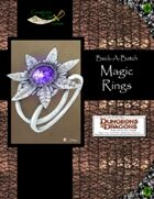 Buck-A-Batch: Magic Rings (4E)