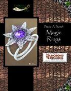 Buck-A-Batch: Magic Rings (4E)