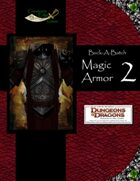 Buck-A-Batch: Magic Armor 2 (4E)
