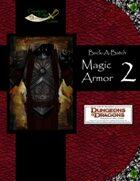 Buck-A-Batch: Magic Armor 2 (4E)