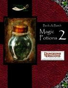 Buck-A-Batch: Magic Potions 2 (4E)