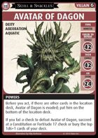 Pathfinder Adventure Card Guild Season of the Shackles Complete Set