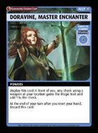 Doravine, Master Enchanter - Custom Card
