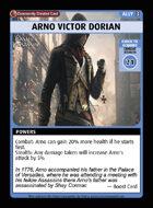 Arno Victor Dorian - Custom Card