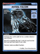 Astral Falcon - Custom Card