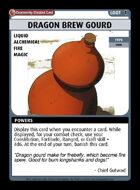 Dragon Brew Gourd - Custom Card