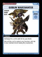 Goblin Warchanter - Custom Card