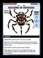 Blessing Of Rovagug - Custom Card