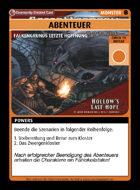 Abenteuer - Custom Card