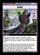 Bane - Custom Card