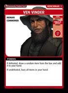 Ven Vinder - Custom Card