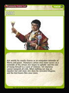 Aric - Custom Card