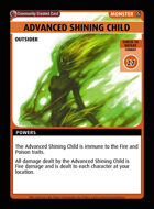 Advanced Shining Child - Custom Card