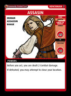 Assasin - Custom Card