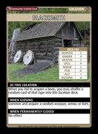 Blacksmith - Custom Card