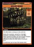 Killer Mimic - Custom Card