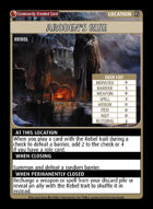 Aroden's Rise - Custom Card