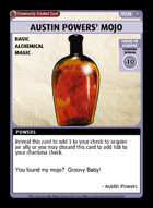 Austin Powers' Mojo - Custom Card