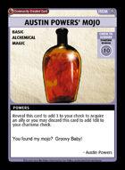 Austin Powers' Mojo - Custom Card