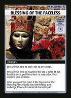 Blessing Of The Faceless - Custom Card