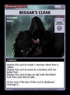 Beggar's Cloak - Custom Card
