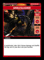 Ankleslasher - Custom Card