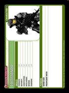 Commando - Custom Card