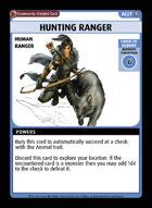 Hunting Ranger - Custom Card