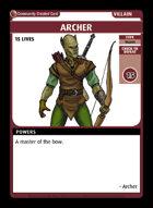 Archer - Custom Card