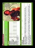 AngrboÐa Heiðr - Custom Card