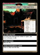 Crimson Pint Perimeter - Custom Card