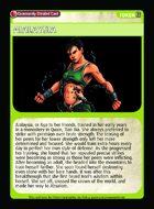 Aialaysia - Custom Card