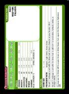 Gruthag, Half-orc Orphan - Custom Card