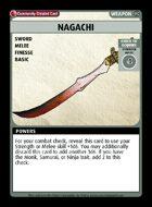 Nagachi - Custom Card