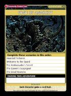 Edge Of Anarchy - Custom Card
