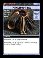 Tanglefoot Bag - Custom Card