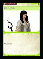 Kristian - Custom Card