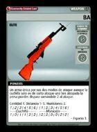 Bayoneta - Custom Card