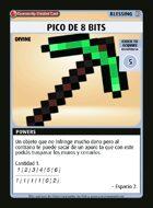 Pico De 8 Bits - Custom Card