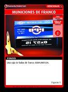 Municiones De Franco - Custom Card