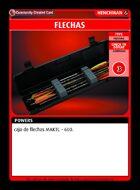 Flechas - Custom Card