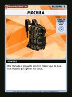 Mochila - Custom Card